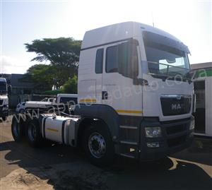 2015 MAN TGS 26-440 6×4 Truck Tractor - AA3023