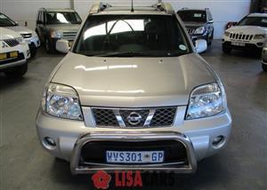 2008 Nissan X-Trail 2.5 4x4 LE