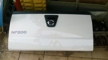 Nissan NP200 Tail Gate For Sale