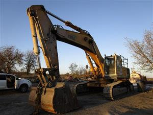 Bell Kato HD2045 BMH Excavator - ON AUCTION