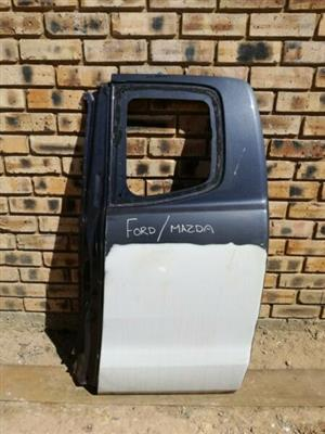Mazda Bt50 Supercab Left Rear Door  Contact for Price