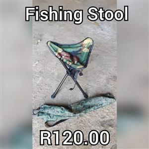 Fishing stool for sale