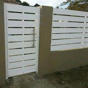 NUTEC DRIVEWAY GATES AND PALISADE FENCING
