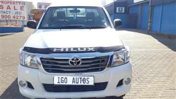 2009 Toyota Hilux 2.5D 4D raised body SRX
