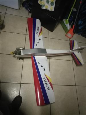 RC planes petrol/nitro