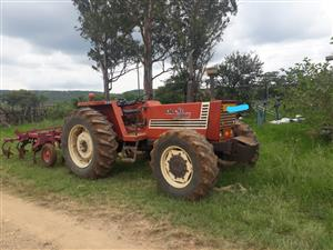 Fiat 980 tractor 4×4