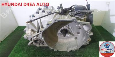 IMPORTED USED HYUNDAI G4EA AUTOMATIC GEARBOX