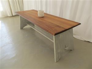 Blackwood top coffee table