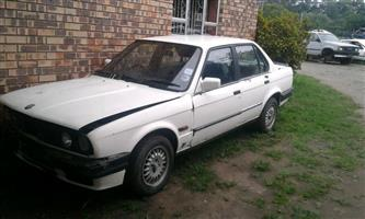 BMW E 30 Spares for Sale