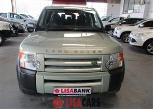 2007 Land Rover Discovery DISCOVERY 3.0 TD6 HSE