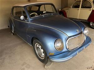 1968 DKW 1000S