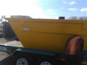 ALL SIZES OF SKIP BINS ARE AVAILABLE HURRY PIK YOUR COLOUR CALL 0766109796