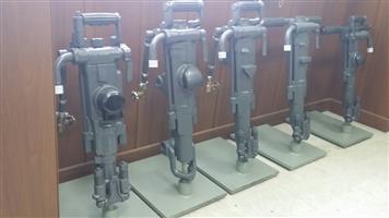 TOYO, SANDVIK Pneumatic Rock Drills