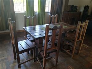 Sleeper Dining room set