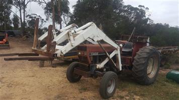 Front end loader for sale