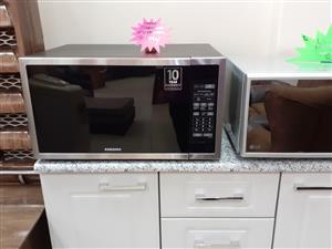 Samsung Microwave oven .