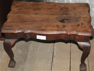 S034393A Small ball and claw table #Rosettenvillepawnshop