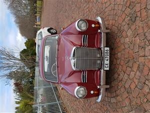 Mercedez Benz 180D 1959