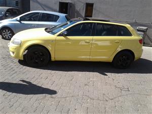 2007 Audi A3 1.4T S