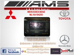 MERCEDES ML164 RADIO