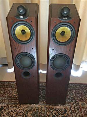 B&W CDM NT7 Speakers