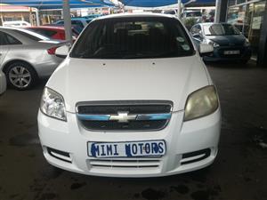 2013 Chevrolet Aveo 1.5 LS