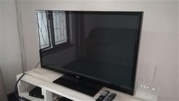 50 inch LG 3D FULL HD PLASMA TV