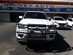 2011 Mazda BT-50 2500D double cab SLE