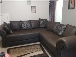 L shape Lounge Suite