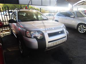 2004 Land Rover Freelander 1.8 3 door SE