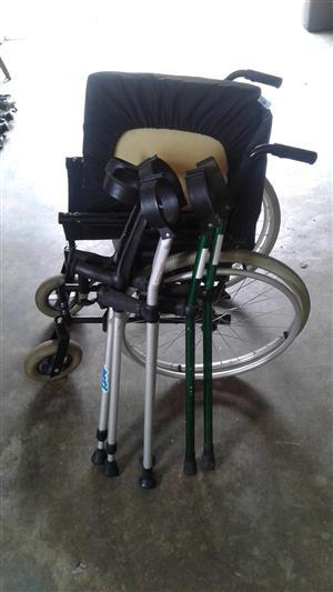 Crutches Krukke