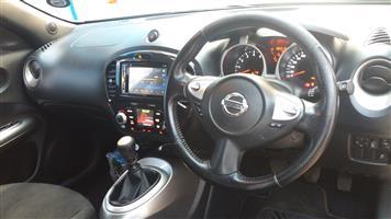 2011 Nissan Juke 1.6T Tekna