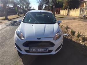 2013 Ford Fiesta 5 door 1.0T Trend
