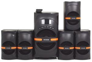 Dixon 5.1 surround sound