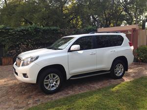 2013 Toyota Land Cruiser Prado PRADO VX L 4.0 V6 A/T