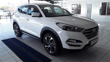 2019 Hyundai Tucson 2.0CRDi Elite