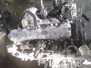 Ford Courier 2.5T WL Engine for sale