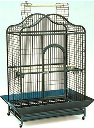 CC018 Parrot Cage 105x72x165cm