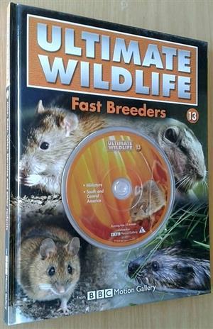 Ultimate Wildlife Fast breeders wit DVD.