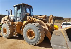 CAT 966H Frontend loader Used