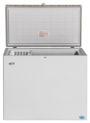 GAS/ELECTRIC FREEZER