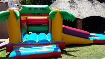 JUMPING CASTLES AND SOFT PLAYS to hire from R350 in PRETORIA