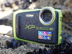 FujiFilm XP125 WaterProof Camera SELL/SWOP FOR CELLPHONE
