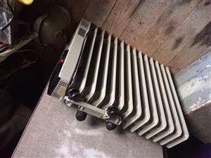 Finesse oil heater