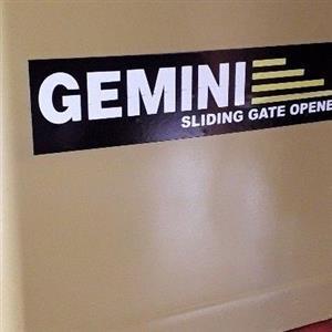 germini gatemotor new condition