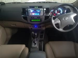 2011 Toyota Fortuner 3.0D 4D 4x4 auto