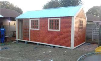 BB log home and quality of Wendy house for special price