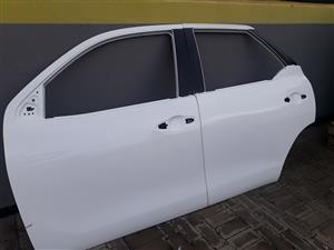 Toyota Fortuner (New Shape) Left Front & Rear Doors