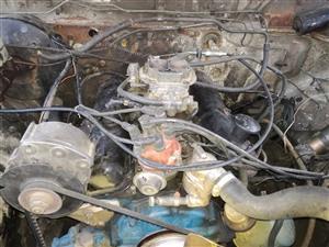 FORD V6 ENGINE R5000