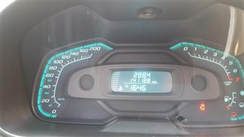 2013 Opel Corsa Utility